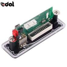 Edal 무선 블루투스 mp3 디코딩 보드 모듈 (sd 카드 슬롯/usb/fm/원격 디코딩 보드 모듈 포함)
