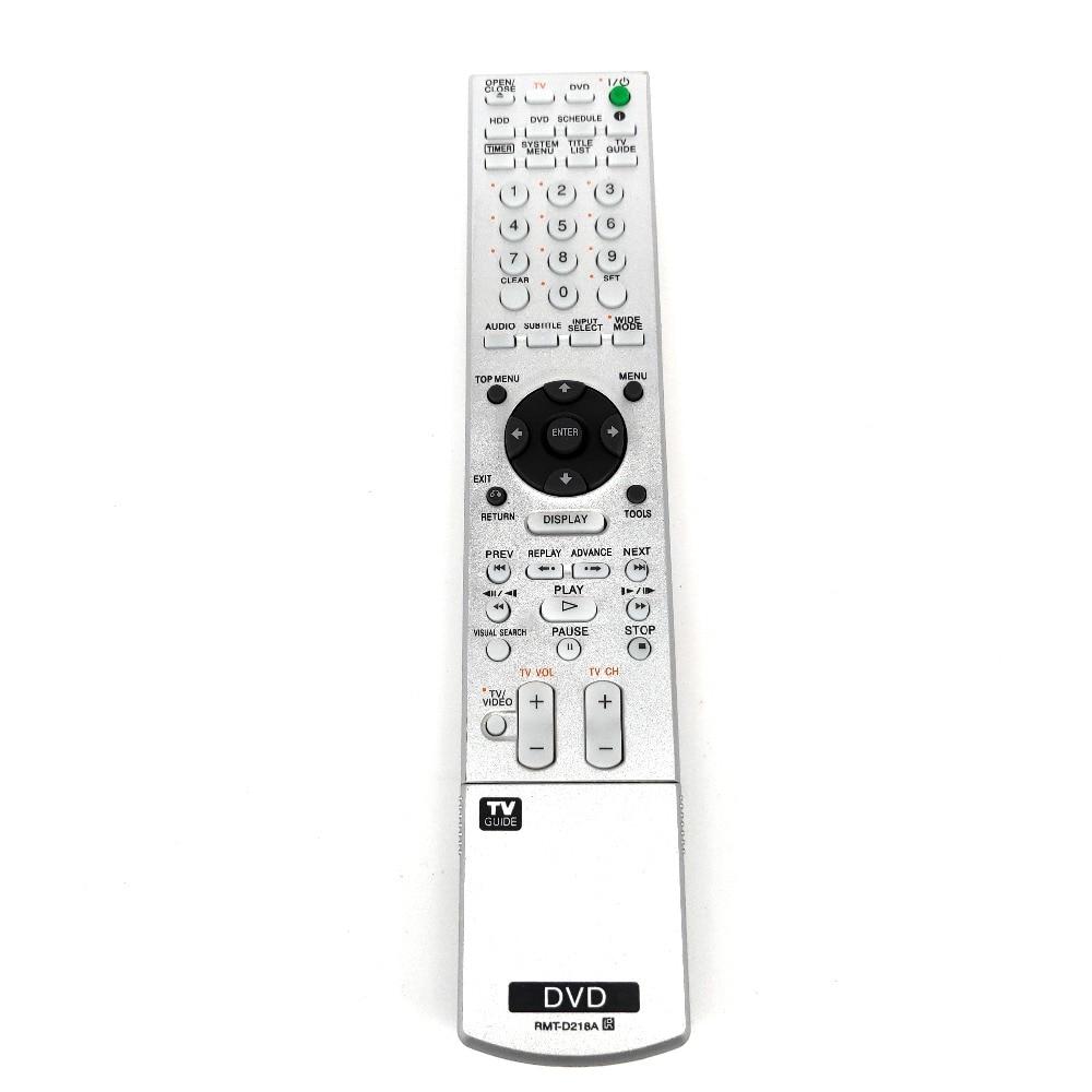 Новая замена для SONY DVD пульт дистанционного управления RM-D218A Fernbedienung