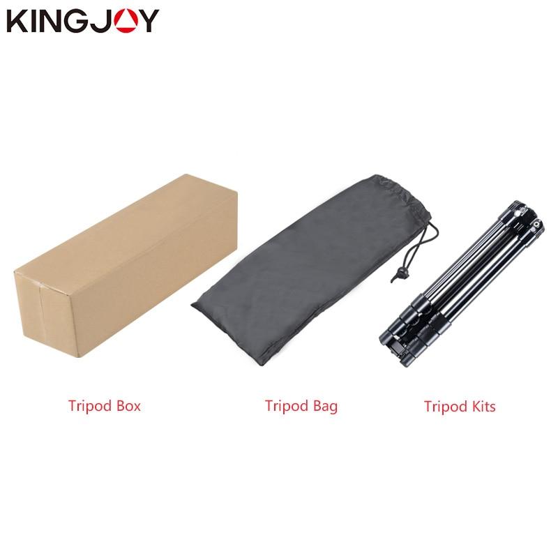 KINGJOY Official SF046/056 Mini Tripod For Camera With Selfie Stick Holder Tripod For Phone Tripode Para Movil Gorillapod Mobile enlarge