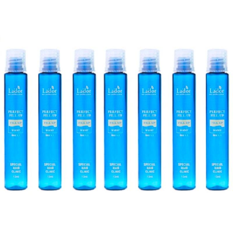 Корейская косметика, 7 шт., идеальные протеиновые ампулы для волос, лечение кератина, лучшие продукты для ухода за волосами