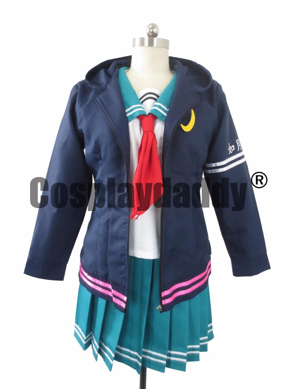 Kantai colección Kencolle Kisaragi Kai Ni marinero Cosplay traje uniforme