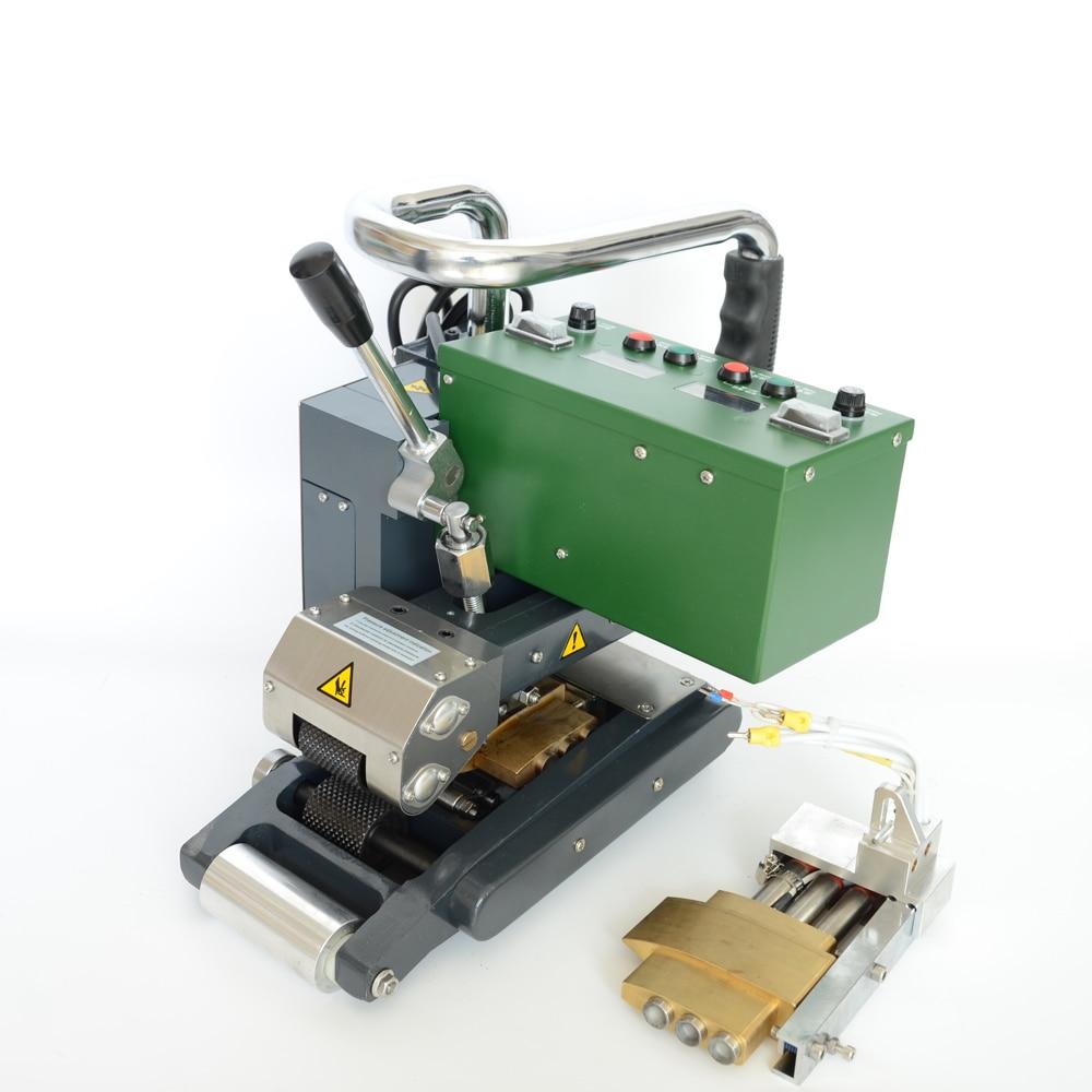 Máquina de soldadura de Geomembrana hdpe para telas recubiertas de PVC sistemas de almacenamiento de Biogas