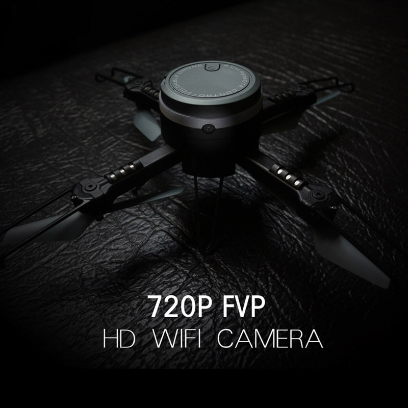 Remote Monitor Spy Drone L6062 Vaccum Bottle Cup Foldable WIFI FPV RC Drone 720P HD Camera Family Remote Monitor Camera Function enlarge