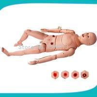 Basic Male Nursing Manikin Flexible Nursing Training Dummy Mannequin