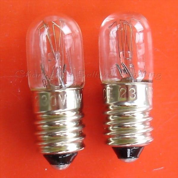 Good!miniature Bulb Light E10 220/230/240v 3w A506