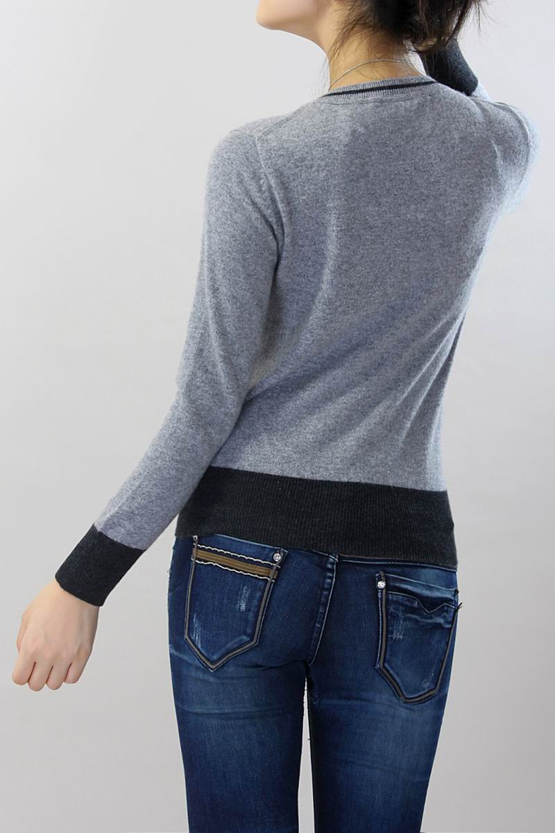 Pure Cashmere Sweater Ladies O-neck Pullover Natural Fabric Soft Warm High Quality Clearance Sale Free Shipping enlarge