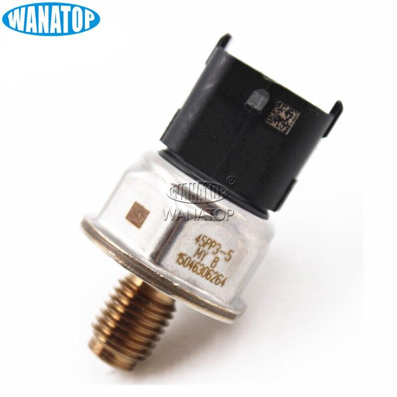 Nuevo sensor de presión de riel de combustible 45PP3-5 45PP35 para OPEL ASTRA VI J MERIVA MK2 II B 1,7 CDTI