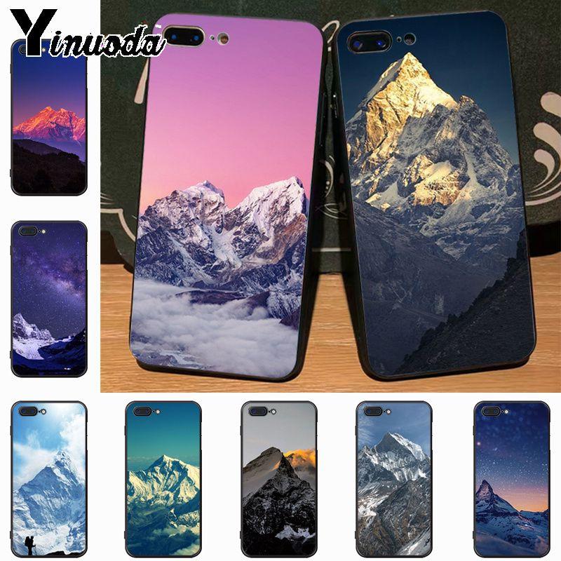 Funda de teléfono de lujo Yinuoda para iPhone 7plus 6S 7 8Plus funda de X 5S 11pro