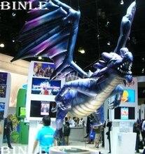 Offre spéciale décoration suspendue géant gonflable Dragon volant gonflable dinosaure animal ballon pour événement de fête en plein air