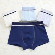 3Pcs/lot Clothing boxer/ Modal Underwear/ Cartoon Children's Pants/ Cotton Boys' Underwear