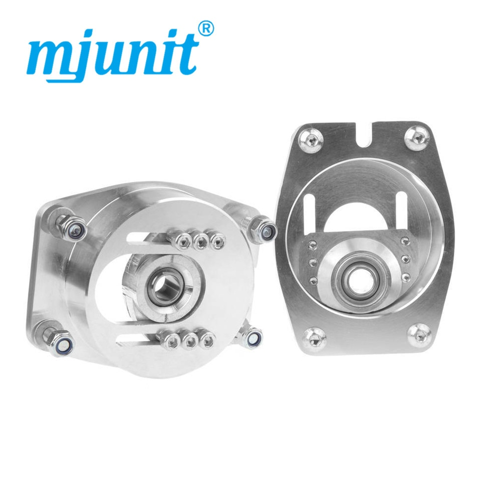 Los prototipos de acero inoxidable de alta precisión mecanizados cuidadosamente de venta directa mjunit hacen que el mecanizado cnc