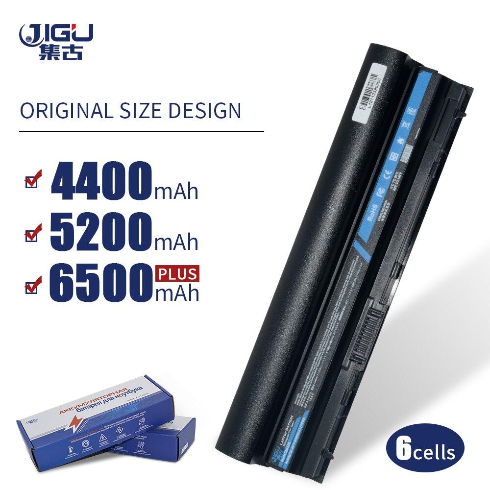JIGU Laptop Battery V7M6R RXJR6 RFJMW YJNKK WJ383 JN0C3 J79X4 CWTM0 F33MF F7W7V FOR Dell For Latitude E6120 E6220 E6320 E6330