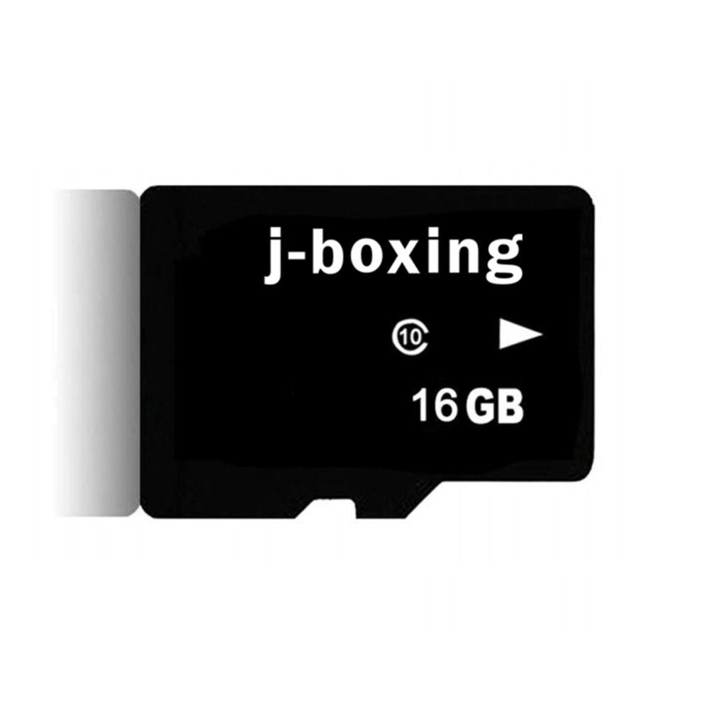J-Boxeo tarjeta Micro SD de 16 GB tarjeta de memoria Micro SD de 16 GB tarjeta de memoria Flash TF cartao 16gb de memoria para Smartphone/Tablet PC/GPS