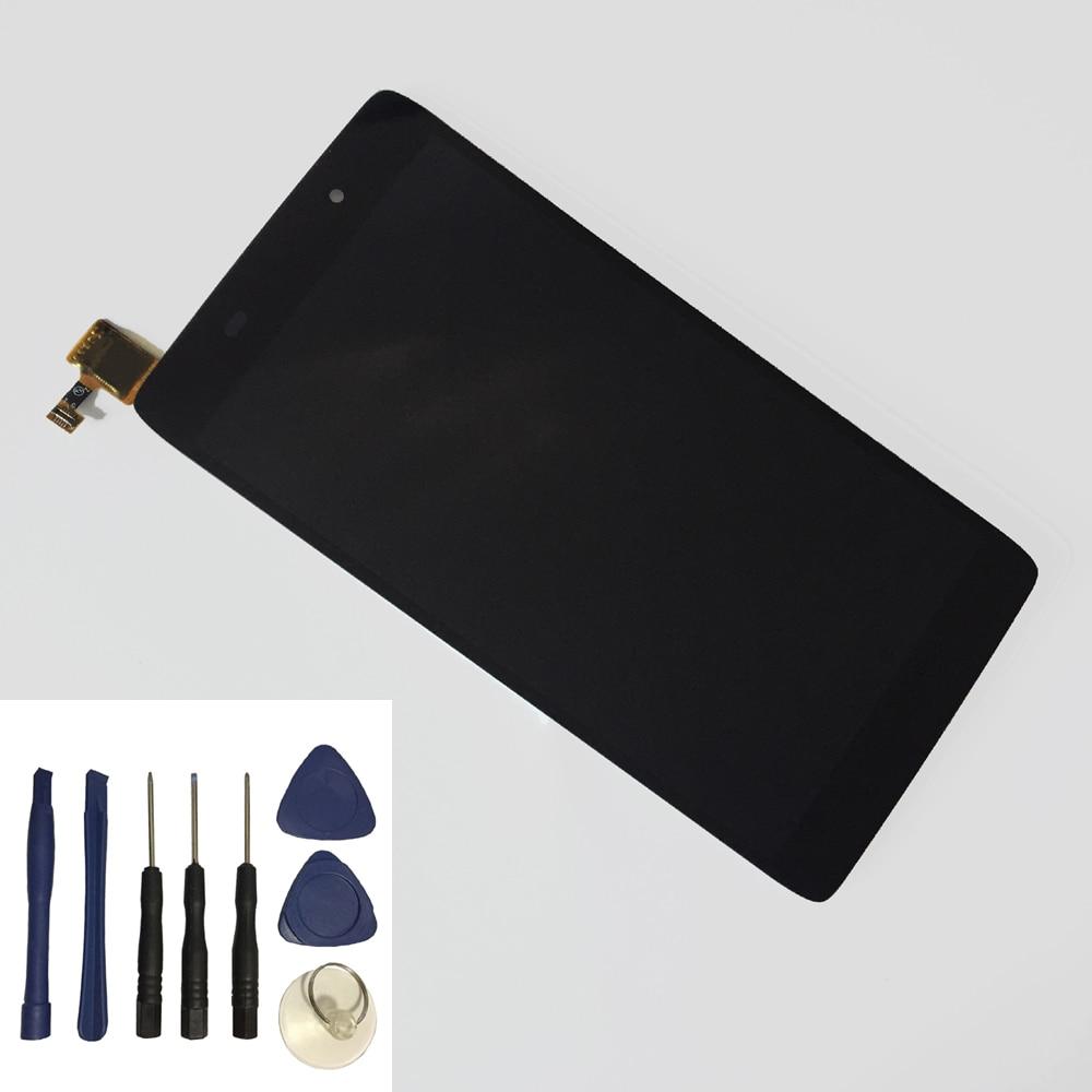 Для Alcatel One Touch Idol 3 4,7 LTE 6039 6039A 6039K 6039Y 6039J 6039S сенсорный экран и ЖК-дисплей модуль дисплея в сборе + Бесплатные инструменты