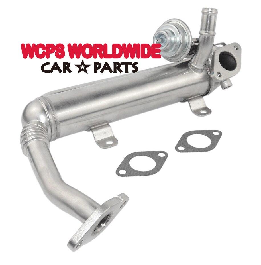 03G131512AA 03G131512G 03G131512AD EGR COOLER FOR AUDI VW 1.9 2.0 TDI