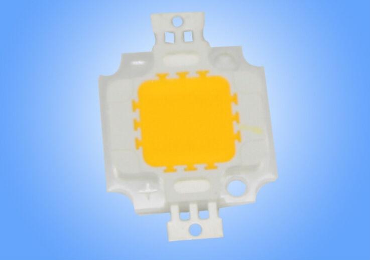 [Seven Neon] envío gratis 10 Uds alta potencia 45*45MM 810-900LM Genesis Photonics 10W Blanco/WWe/Rosa/LED amarillo SMD chips de cuentas