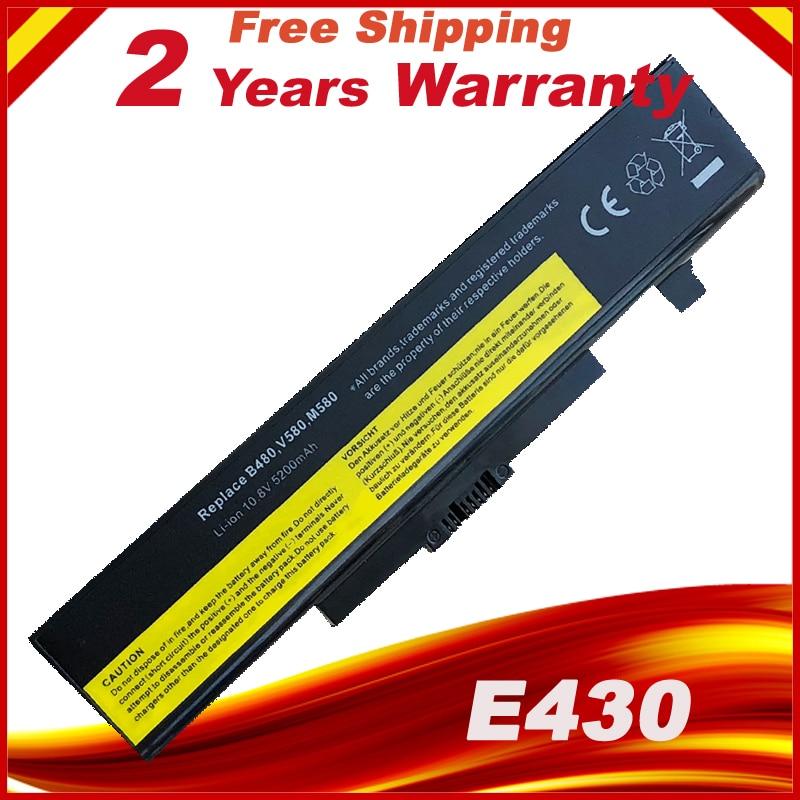 4400mAH Laptop Battery for Lenovo ideaPad E49 K49 E430 E530 E435 E535 M480 M490 M495 M580 M595 V480 V485 V380 V385 V580 V585