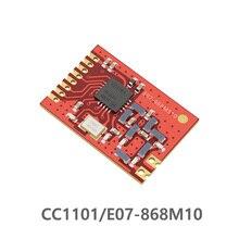 CC1101 868 MHz 장거리 SPI 송수신기 rf 모듈 ebyte E07-868MS10 무선 송신기 수신기 868 MHz