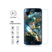 Verre trempé Pour Samsung Galaxy S3 S4 S5 S6 mini G530 G355H G360 G850F GT i8262 i8552 S7562 i9082 A3 A5 Film Protecteur Décran
