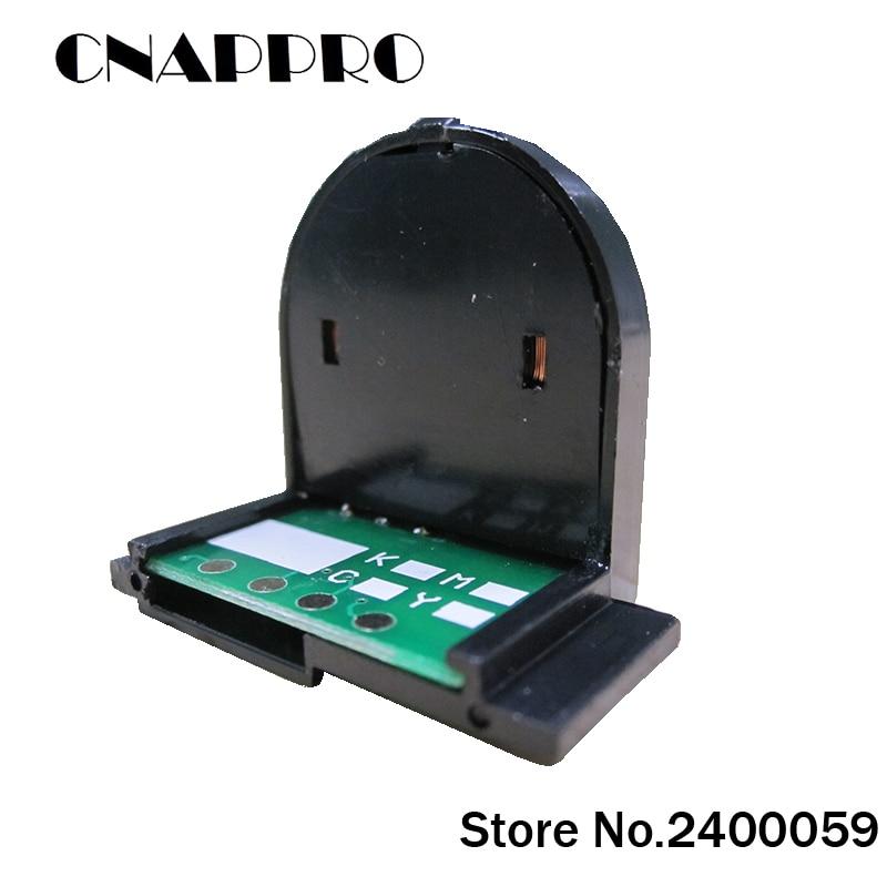 5Sets/Lot Compatible Xerox Docuprint C3290 C-3290 Refill Cartridge Toner Chip CT350567 CT350568 CT350569 CT350570 Chips