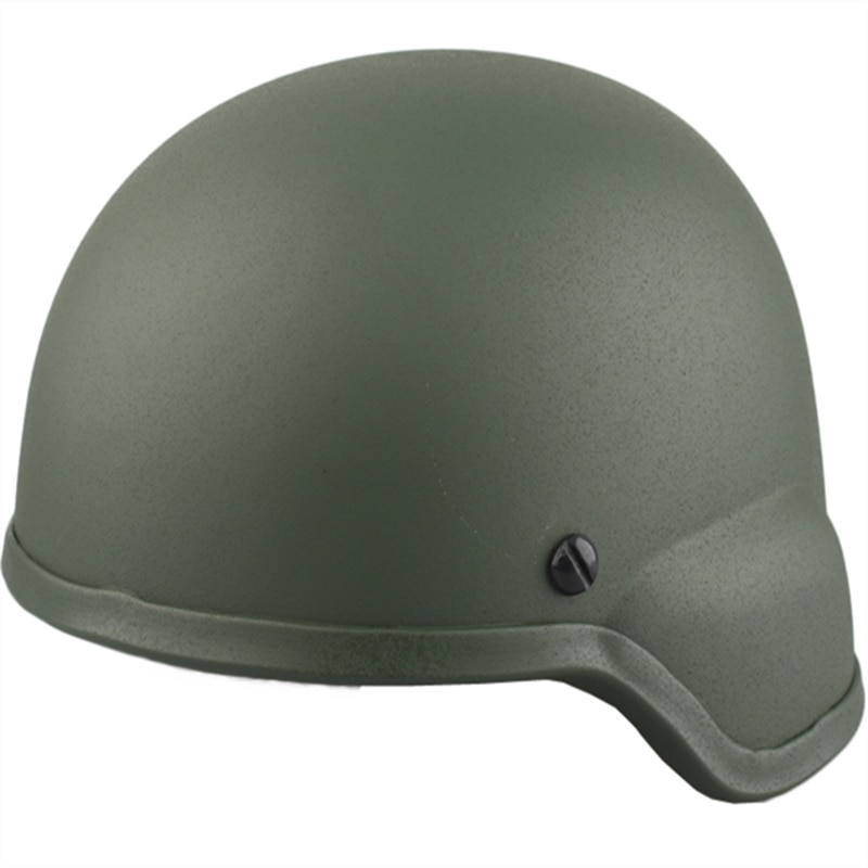 Emerson airsoft ach mich 2000 airsoft paintball combate básico capacete para filme prop jogo de campo cosplay 4 cores escolha