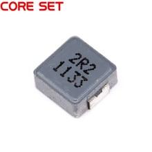 Inducteurs de puissance cms 2.2uh 2R2   10 pièces/lot, nouveau inducteur de puce 0630 de haute qualité