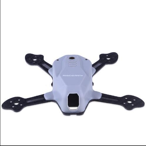 Youbi 130 130mm 2,5mm brazo increíble Youbi 130 V2 Kit de marco de fibra de carbono Drone