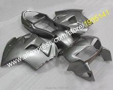 Kit de Moto argent pour Honda VFR800 98 99 00 01 VFR 800 VFR800RR   Kit de rechange pour Honda VFR800 98 99 1998 VFR 800RR 1999 2000