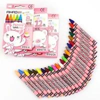 crayons creative cartoon 81224 colors drawing non toxic oil pastels kids student pastel pencils art supplies