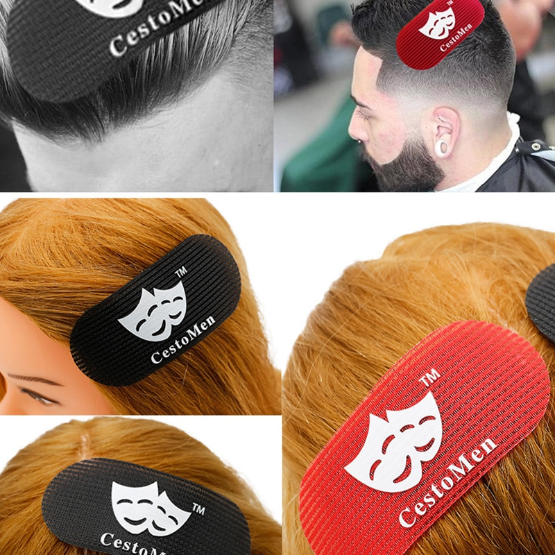 Hair Care Styling Tools Barber Accessories Salon Hair  Tools Men's Hair Holder Hairpins Hair Dryer Haircut Cutting Set