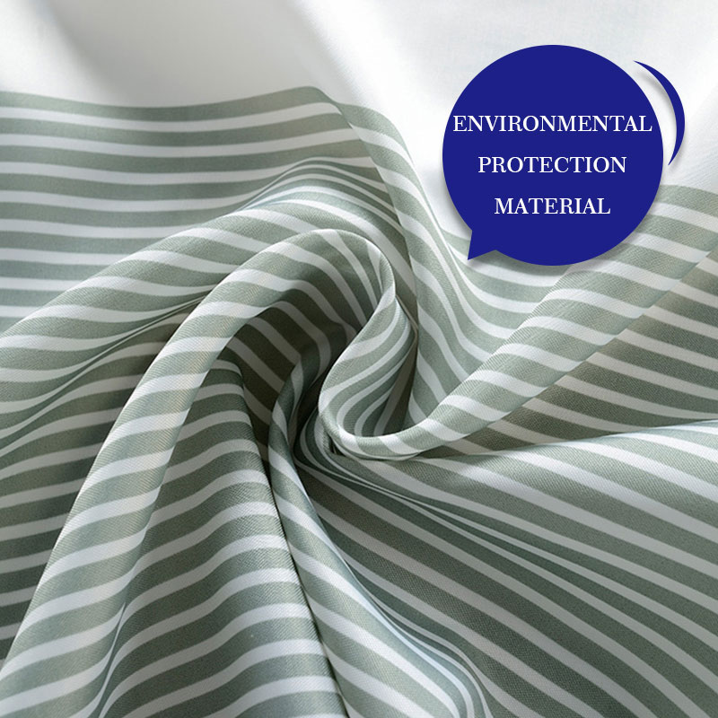 washable Modern Stripes Polyester Fabric Bathroom Curtain Waterproof Mildew Resistant Shower Curtain Halloween Curtains For Bath enlarge
