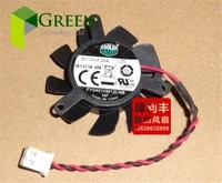 original cooler master fy04010m12lnb 37mm graphics video card cooler fan replacement 31mm 12v 0 20a 2wire 2pin
