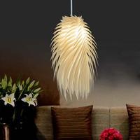 Seckill art pendant lamp Home Furnishing restaurant dining room bedroom chandelier European style lights acrylic lamp