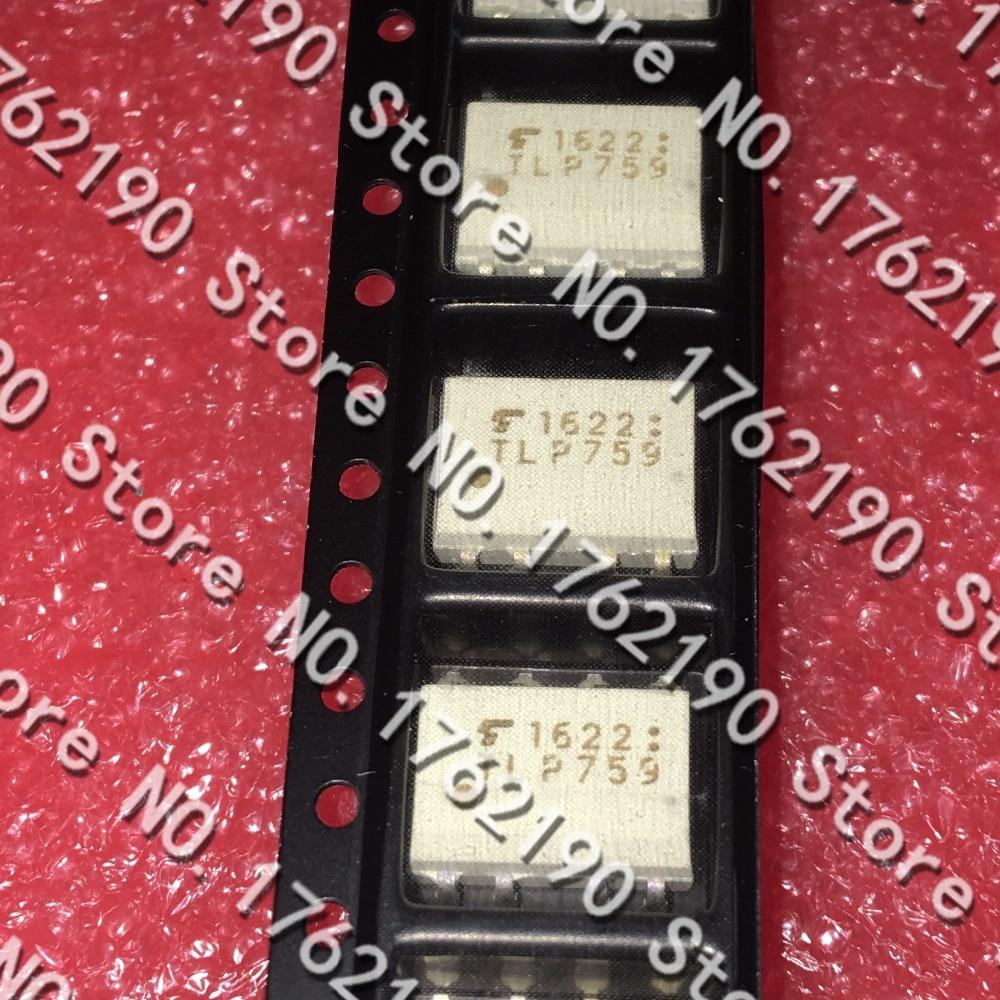 10 шт./лот TLP759F TLP759 SOP8 оптопары