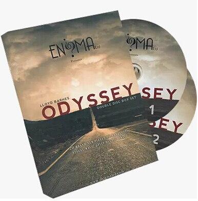 Odyssey de Lloyd barns 1-2-trucos de magia