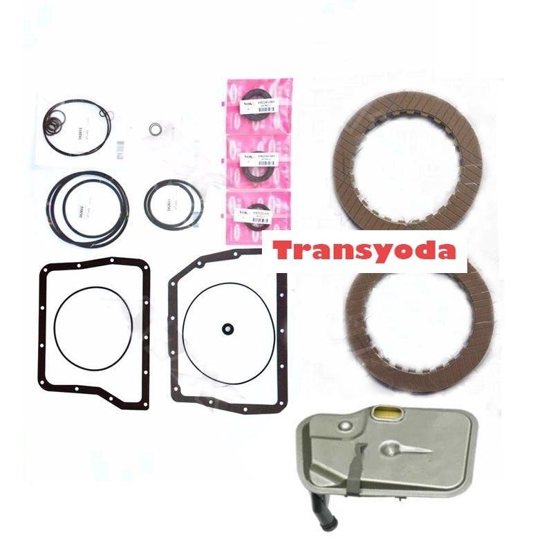 VT1 CVT трансмиссон прокладка фрикционная пластина масляный фильтр для Mini Cooper 02