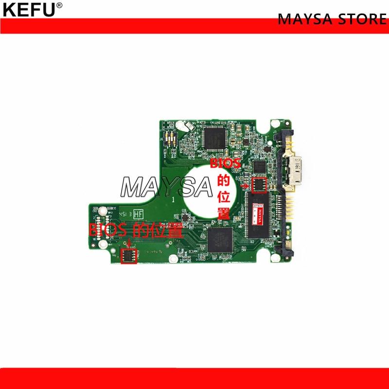 HDD PCB USB 3,0/2060-771961-001 REV A, 2060-771961-001 REV B/771961-F01, 771961-101, 771961-G01/WD5000BMVW WD10JMVW