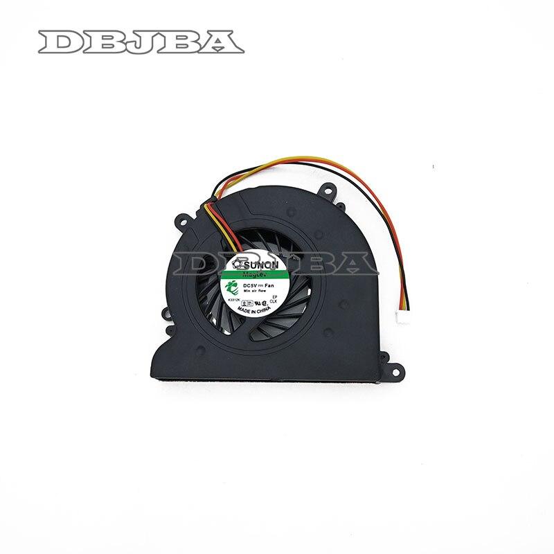 Portátil ventilador de refrigeración de la CPU para Dell Vostro 1310, 1510, 2510, 1520 V1320 V1521 GB0506PFV1-A DFS531005MCOT Fan