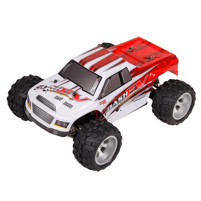 WLtoys A979-B 1:18 Electric 4WD RC Buggy Remote Control Car Radio-controlled Cars Highspeed RC Car 70km/h Off Road Truck enlarge
