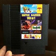 Top 72 Pins 8 bit Spiel Patrone 143 in 1 mit spiel Earthbound Final Fantasy 1 2 3 Kirby