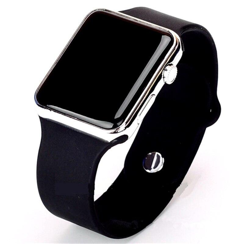 Hommes Sport montres LED hommes montre numérique hommes montre Silicone montre électronique hommes horloge reloj hombre hodinky relogio masculino