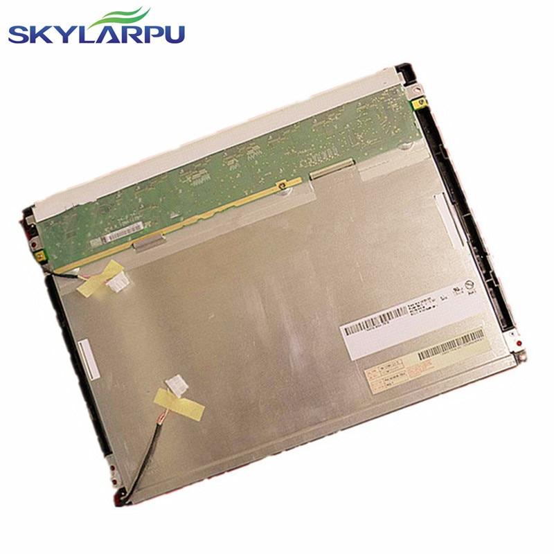 skylarpu 12.1 inch UT4000 monitor LCD Screen display for G121SN01 V.0 V0 LCD display Screen panel 90days warranty Free Shipping
