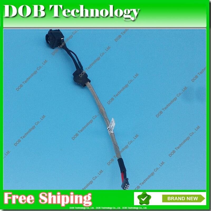Original novo para sony vaio PCG-81115L vpcf1 vpcf12 dc power jack cabo soquete pino