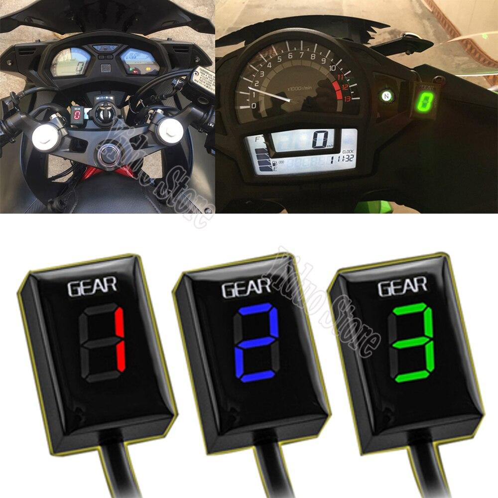 لهوندا CB500X VFR 800 CB1000R CB400SF CBR650F CB650F دراجة نارية 1-6 مستوى Ecu المكونات جبل سرعة والعتاد عرض مؤشر