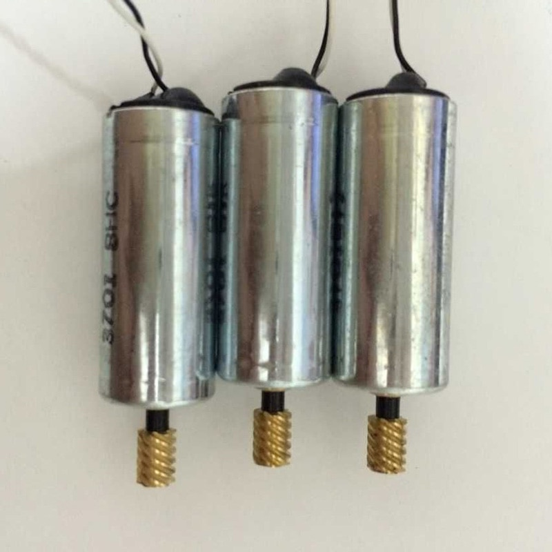 Piezas de reparación de motor de grupo obturador de caja de espejo 1 Uds para Canon EOS 30D 40D 50D 60D 5D 7D 5Dii; 5D mark ii SLR