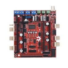 Carte mère pour imprimante 3D, RAMPS-FD rampes de bouclier, 1.4 carte de contrôle, Compatible avec Arduino Due contrôleur