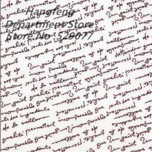 Bruine Letters afdrukken Food grade olie-proof Wrappers Wax Papier Voor Hamburger sandwich brood frietjes snelle voedsel bakken wikkelen papier