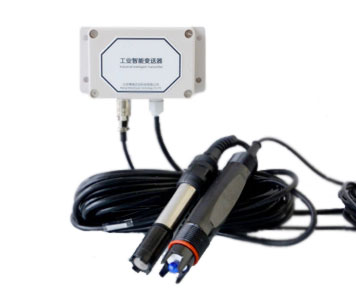 3 في 1 pH الملوحة تفعل الأكسجين المذاب الارسال محول RS-485 MODBUS RTU استبدال أجهزة الاستشعار متعددة المعلمة