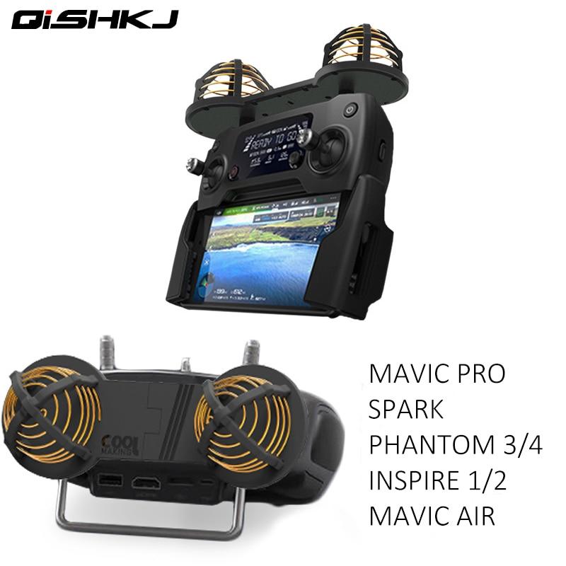 DJI MAVIC SPARK PHANTOM 3/4/4PRO /mavic air /mavic 2 pro/zoom Remote Control  Antenna /Signal Range Booster Extender range exten