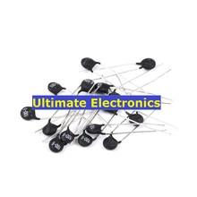 100 stücke Thermistor NTC10D-5 10D-5 10D5 5MM Durchmesser Negativen Temperatur koeffizienten